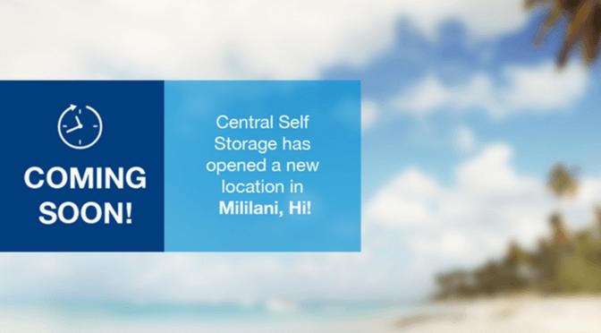 COMING SOON to Mililani, HI – Oahu
