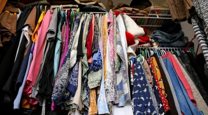 Become a Wardrobe Wizard with This Guide for Self Storage Users