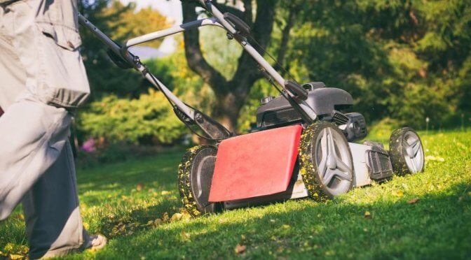 How Do I Prep My Lawn Mower for Winter?