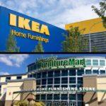 Nebraska Furniture Mart or Ikea?